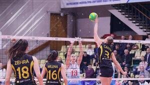 VakıfBank, Avrupada yarı final peşinde