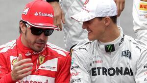 Schumacherin gizli planı ortaya çıktı