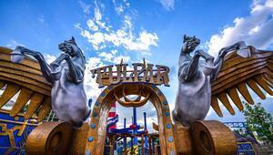 Ankapark Wonderland Eurasia yarın kapılarını açıyor