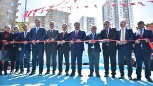Sağlık Bakanı Koca Gaziosmanpaşada hastane açtı