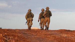 Mardinde teröristlerin sığınak olarak kullandığı mağaraya operasyon