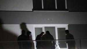 Rezidansta şüpheli ölüm Marketin üzerine düştü: Bir kişi gözaltında