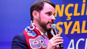 Hazine ve Maliye Bakanı Berat Albayrak: Belediyeyi yönetecek insanın yerli ve milli olması lazım