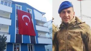 Şırnak'ta hain saldırı: 1 asker şehit, 1 asker yaralı…