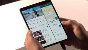 Samsung Galaxy Fold geliyor İşte yeni görüntüleri