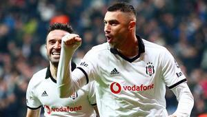 Beşiktaşa yerli etkisi İlk yarıyı geçtiler...