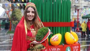 Azerbaycanda Nevruzun sembolü semeni