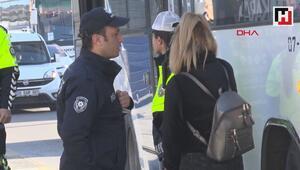 Ankarada belediye otobüsünde taciz iddiasına gözaltı