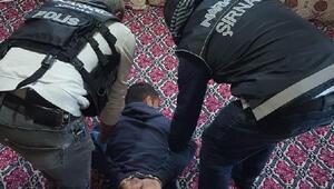 Şırnak'ta okul çevresinde uyuşturucu satan 11 kişiye gözaltı