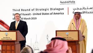 ABD Dışişleri Bakanı Pompeodan Kuveyt  ziyareti