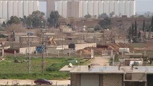 Kamışlı'daki teröristler kazdıkları hendeklere tünel yapıyor