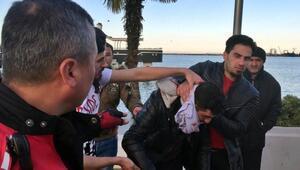 Iraklıların kız meselesi kavgasında 3 kişi bıçaklandı