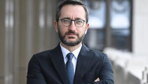 Fahrettin Altun: Erdoğanın sözleri bağlamından koparıldı
