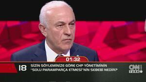 Söyleminize göre CHP yönetiminin Solu paramparça etmesinin sebebi nedir