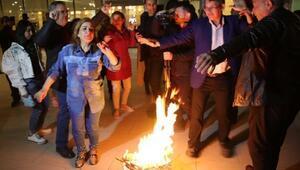 İranlı turistler, Rizede nevruzu kutladı