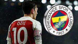 Fenerbahçenin son gözdesi Yeni Mesut Özil
