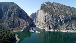 Türkiyenin 2nci büyük su kanyonuna cam teras önerisi