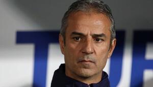 İsmail Kartal: İnsanlar sanmasın ki Fenerbahçe kötü durumda...