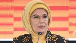 Emine Erdoğan: Hayatı engelliler ve engelsizler diye ayırmayalım