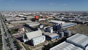 Konya OSBde 5 yılda 109 fabrika açıldı
