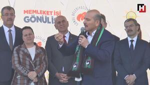 Bakan Soylu: HDP binasında mahkeme kurmuşlar