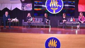 Panelde kadın basketbolu konuşuldu