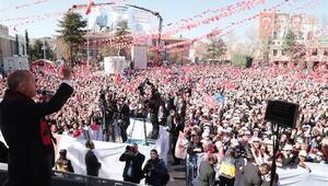 Son dakika... Cumhurbaşkanı Erdoğandan Eskişehirde önemli açıklamalar