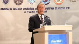 Bakan Akar: Silahlı Kuvvetlerimiz gerekli hazırlıklarını