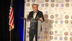 Türk rektöre ABD'den ödül