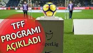 Süper Lig 27. hafta maçları ne zaman oynanacak TFF programı açıkladı