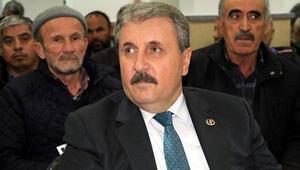 BBP lideri Destici: HDPnin kazanma ihtimalinin olduğu yerlerde...