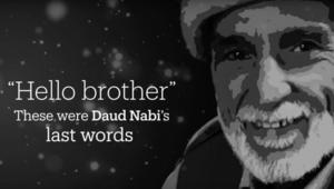 Davud Nabinin son sözü #HelloBrother için özel video