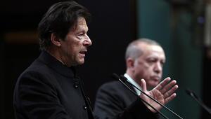 Pakistan Başbakanı Handan Erdoğanın liderliğine övgü