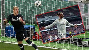 Gareth Baleden Kariusa: İlk golü zaten kurtaramazdı