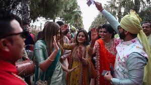 Hint düğünü organizasyonlarında yüzde 300lük büyüme bekleniyor