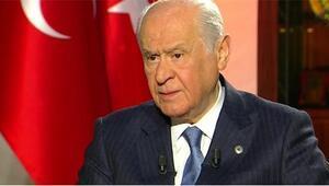 MHP lideri Devlet Bahçeliden önemli açıklamalar