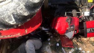 Traktörün altında kaldı, 36 saat sonra kurtarıldı