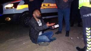 Kaçakları taşıdığı minibüsle kaza yapan o sürücü tutuklandı
