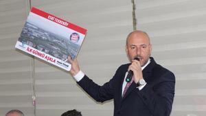 Başkan Togar: Artık sıra Tekkeköyü süper lige taşımaya geldi