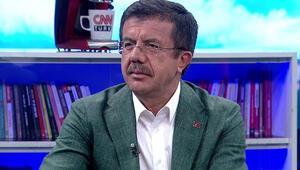 İzmir Büyükşehir Belediye Başkanı adayı Nihat Zeybekci CNN TÜRKte...