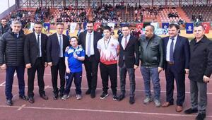 Kocaelinde Okullararası Atletizm Şampiyonası yapıldı