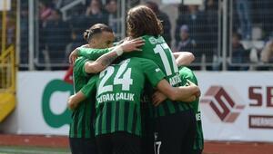 Denizlispor'da 4 futbolcu toplam 33 gol attı