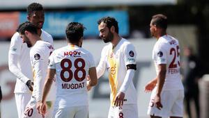 Galatasaray, Ümraniyesporu gollü geçti
