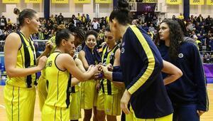 KBSLde derbinin galibi Fenerbahçe