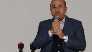 Bakan Çavuşoğlu: Atatürkün hedeflerine Türkiyeyi biz götürüyoruz