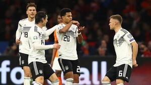 Hollanda 2-3 Almanya