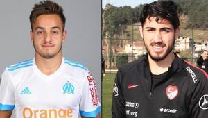 Trabzonspor'un gözü Berkay ve Yusufta