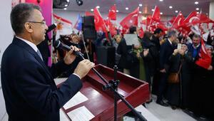 Cumhurbaşkanı Yardımcısı Fuat Oktay: Muhalefet iş üretmiyor sadece konuşuyor