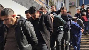 İstanbul'un kabusu olmuşlardı Lüks rezidansta yakalandılar...