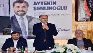 AK Partili Cemal Öztürk: Giresun gönül belediyeciliği ile şenlenecek